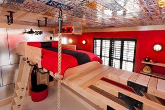 Secret Room Design 22