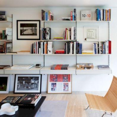 Simple Living Shelving Ideas 10