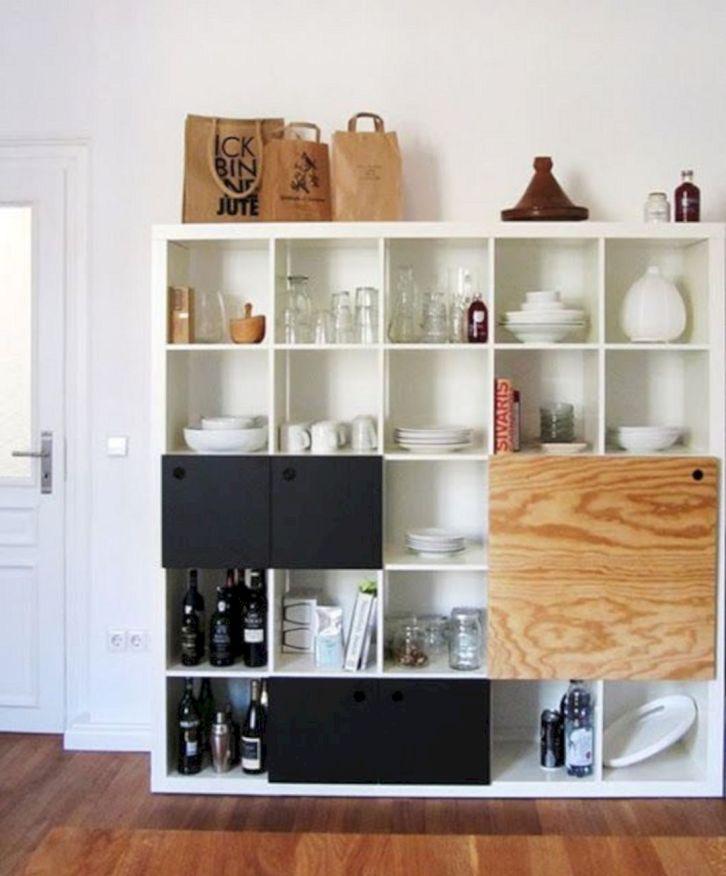 Simple Living Shelving Ideas 11