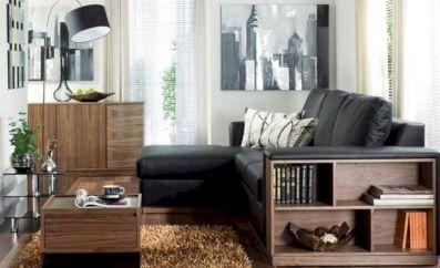 Simple Living Shelving Ideas 20