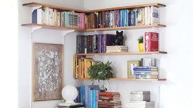 Simple Living Shelving Ideas 21