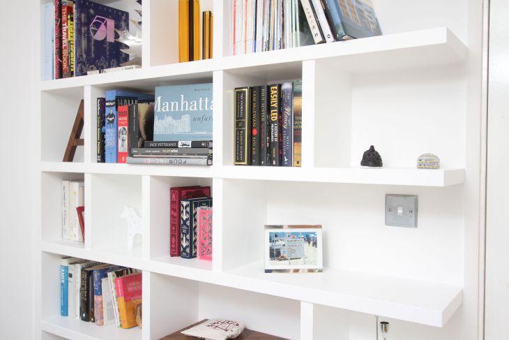 Simple Living Shelving Ideas 30