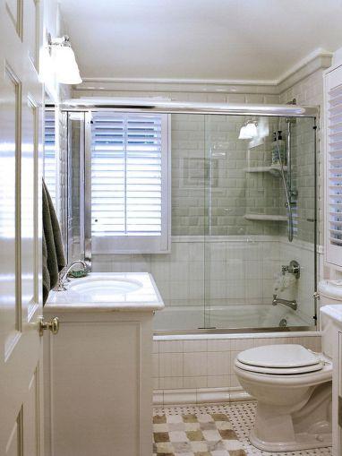 Small Full Bathroom Remodel Ideas 19