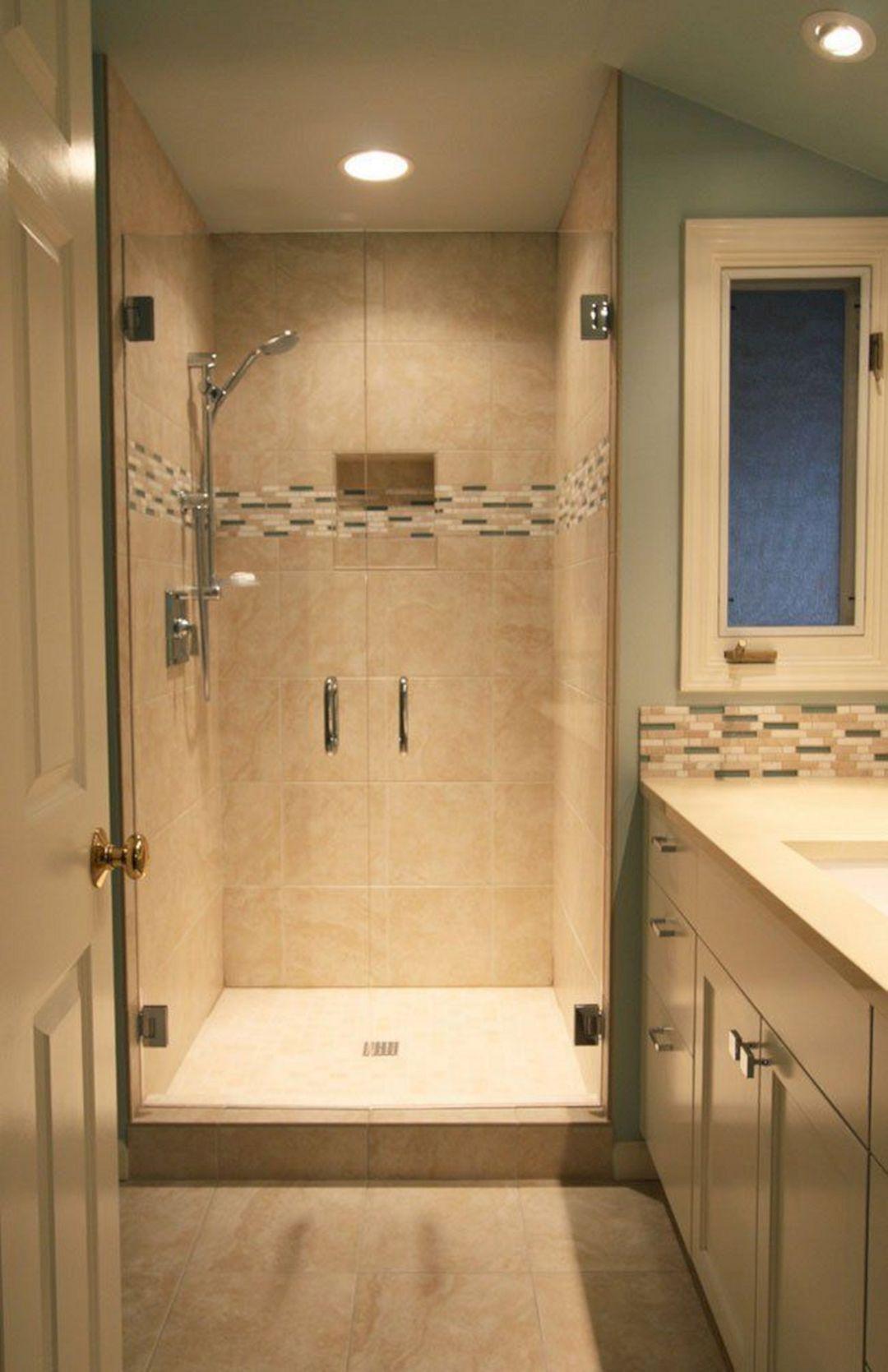 Small Full Bathroom Remodel Ideas 27