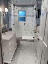 Small Master Bathroom Design 27