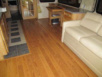 Wooden Flooring Ideas for RV 111