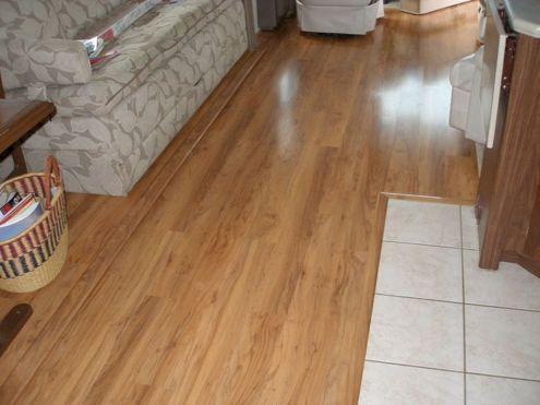 Wooden Flooring Ideas for RV 13