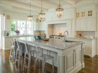 Classic White Kitchen Cabinets 12