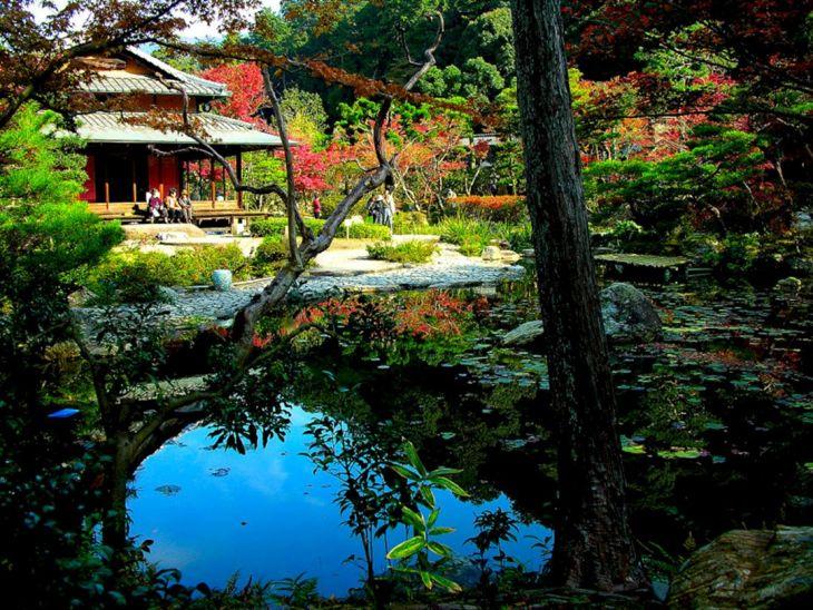 Japanese Flower Gardens Ideas 11