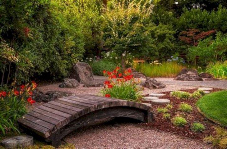Japanese Flower Gardens Ideas 2