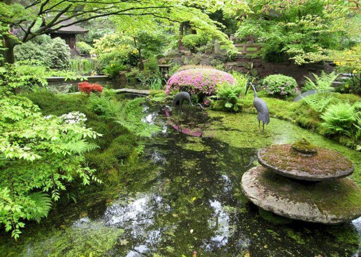 Japanese Flower Gardens Ideas 21