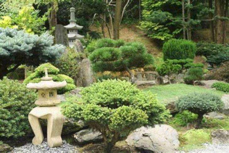 Japanese Flower Gardens Ideas 4