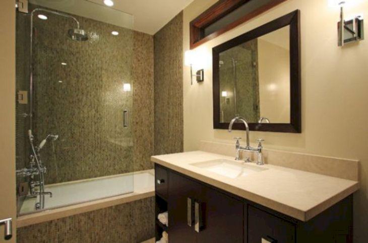 Modern Bath Shower Combination 14