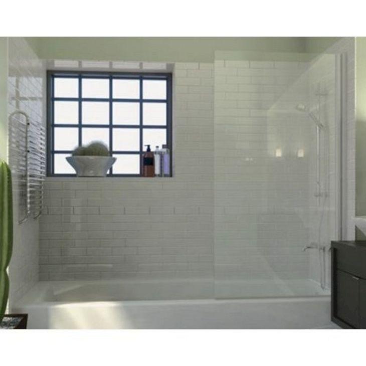 Modern Bath Shower Combination 26