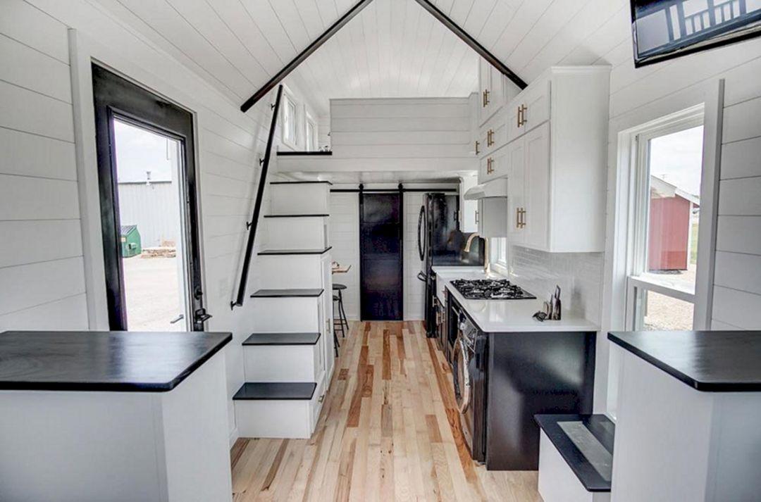 Amazing 22 Modern Tiny House Interior Design Ideas – DECOREDO