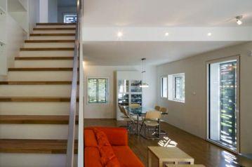 Modern Tiny House Interior 5