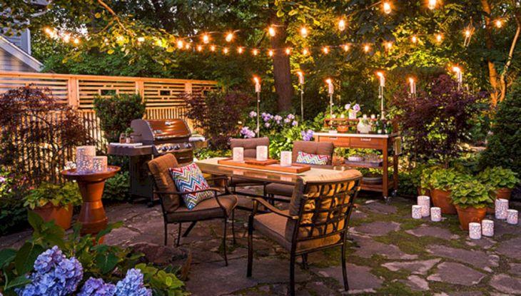 Outdoor Dining in Your Garden 111