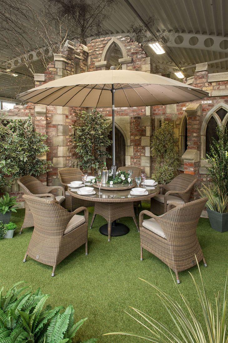 Outdoor Dining in Your Garden 12