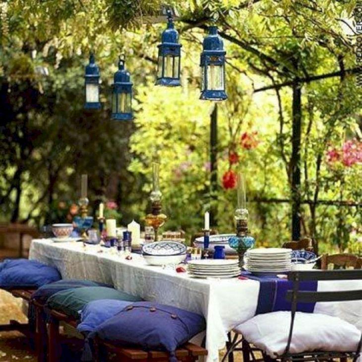 Outdoor Dining in Your Garden 122