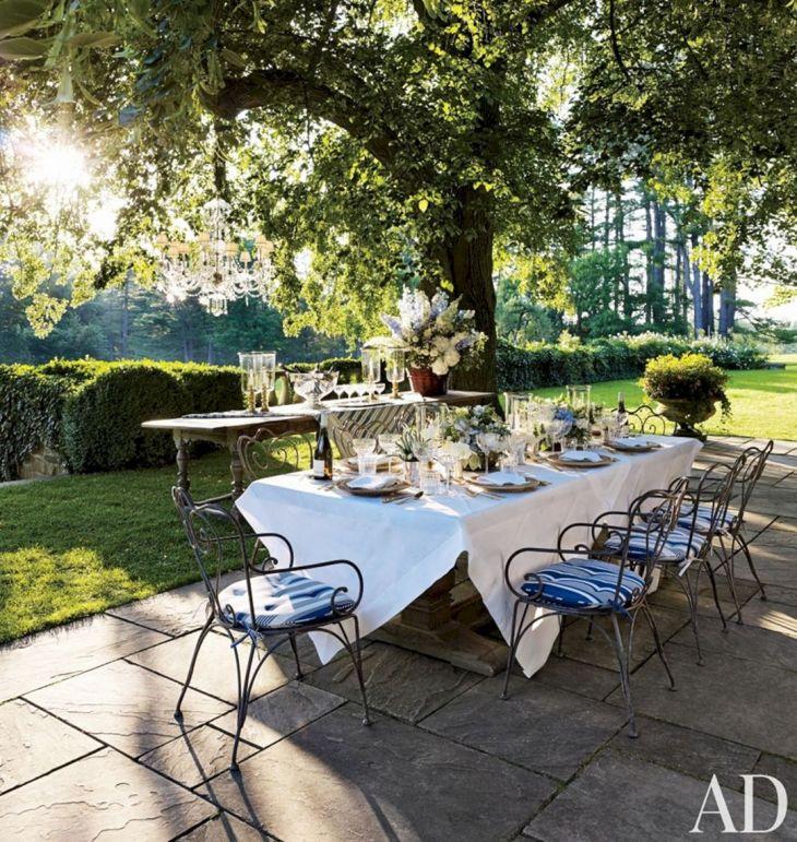 Outdoor Dining in Your Garden 17