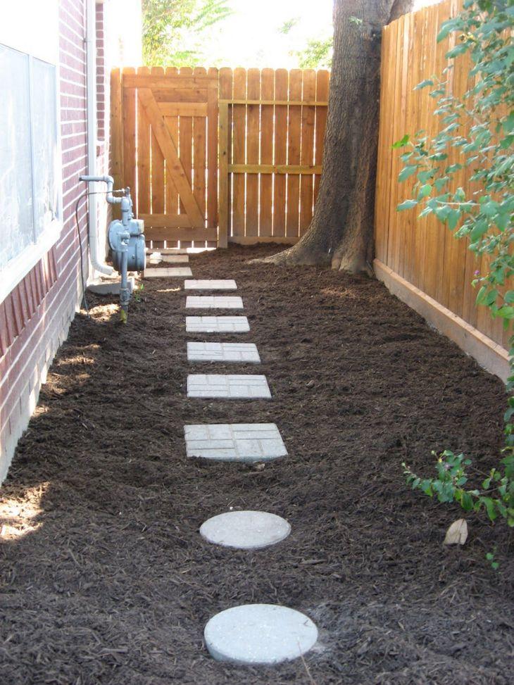 Side Home Landscaping Design Ideas
