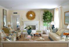 Small Rectangular Living Room Furniture 18