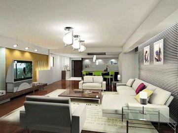 Small Rectangular Living Room Furniture 21
