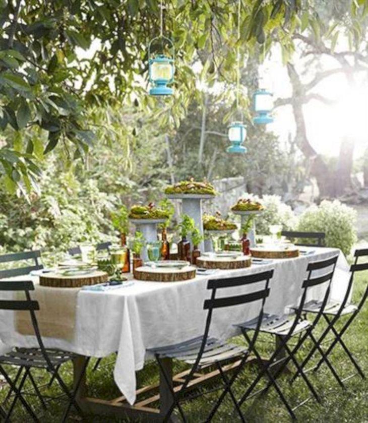 Summer Outdoor Decorating Ideas 2