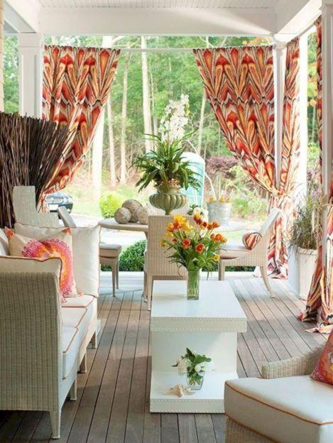 Summer Outdoor Decorating Ideas 20