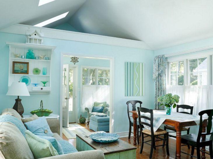 Tiny Cottage House Interiors 12