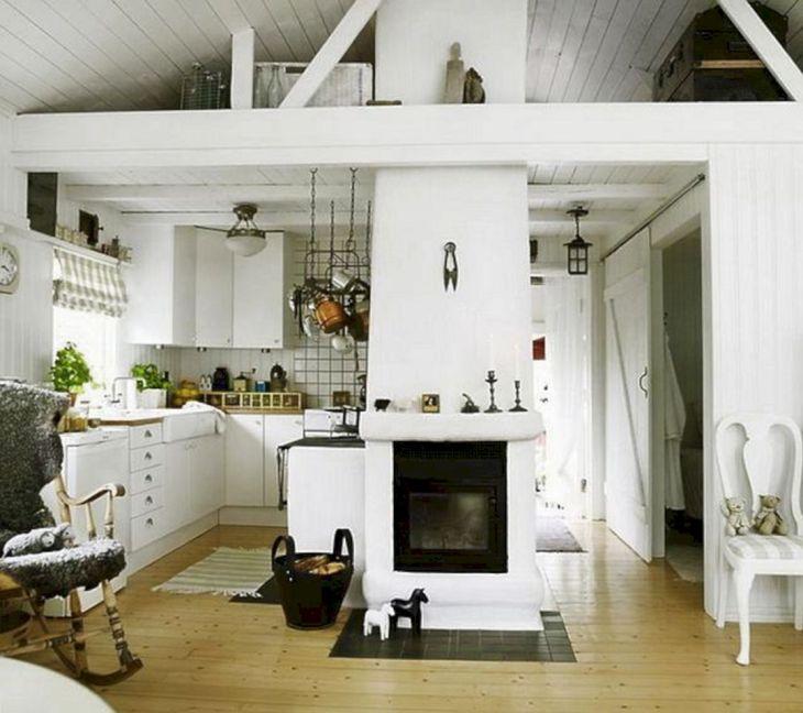 Tiny Cottage House Interiors 19