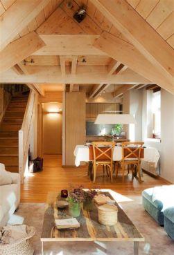 Tiny Cottage House Interiors 5