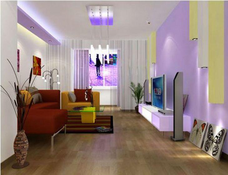 Tiny Houses Living Room Design 22