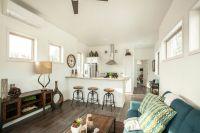 Tiny Houses Living Room Design 23