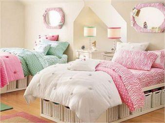 Twin Bedding Design Ideas 10