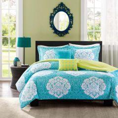 Twin Bedding Design Ideas 15