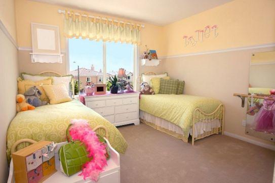 Twin Bedding Design Ideas 16