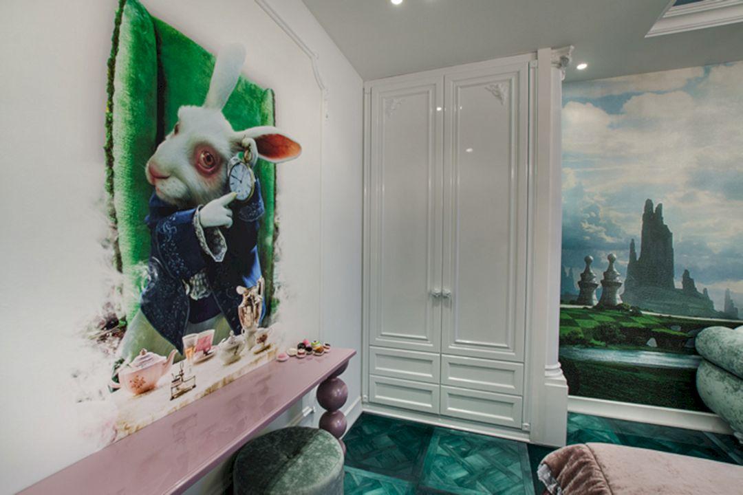 Alice In Wonderland Home Decor 16 Decoredo