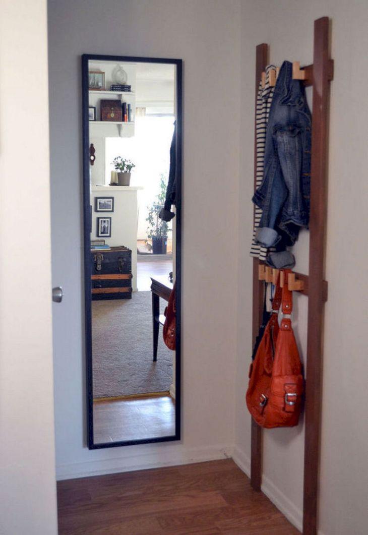 DIY Niche Decor Entryway Ideas 2