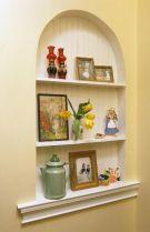 DIY Niche Decor Entryway Ideas 28