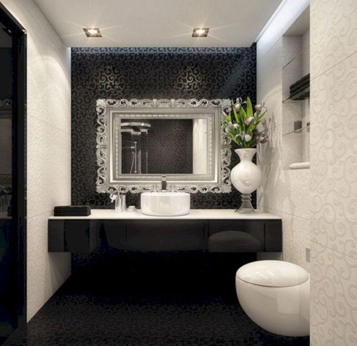 Elegant Bathroom Wall Decor 7