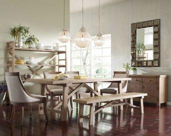 Farmhouse Dining Room Ideas 16