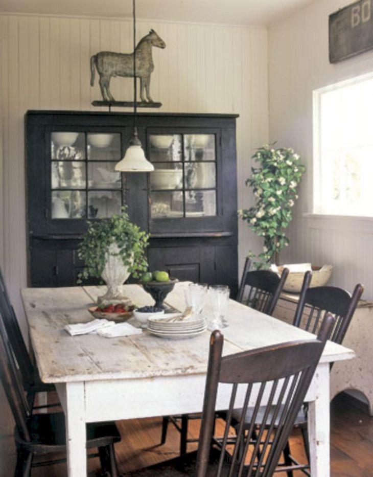 Farmhouse Dining Room Ideas 5