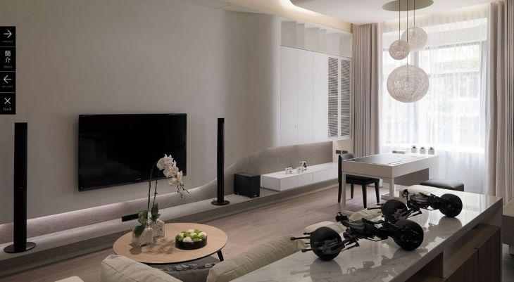 Interior Design for Apartment 2