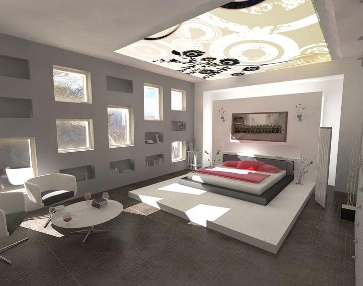 Minimalist Modern Bedroom Ideas 11