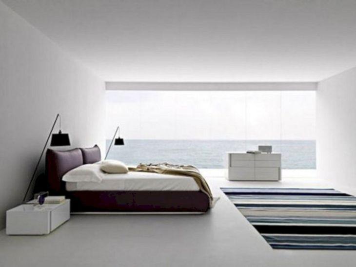 Minimalist Modern Bedroom Ideas 17