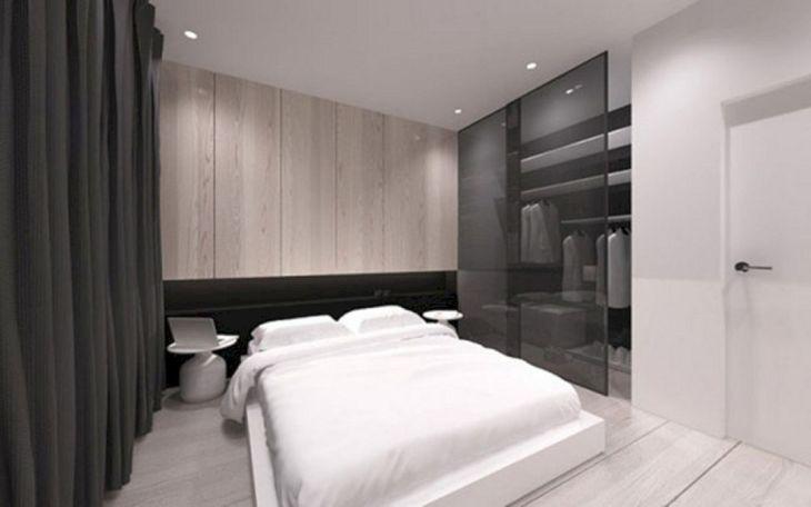 Minimalist Modern Bedroom Ideas 4