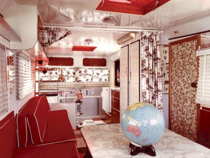 Beautiful RV Living Decoration Ideas