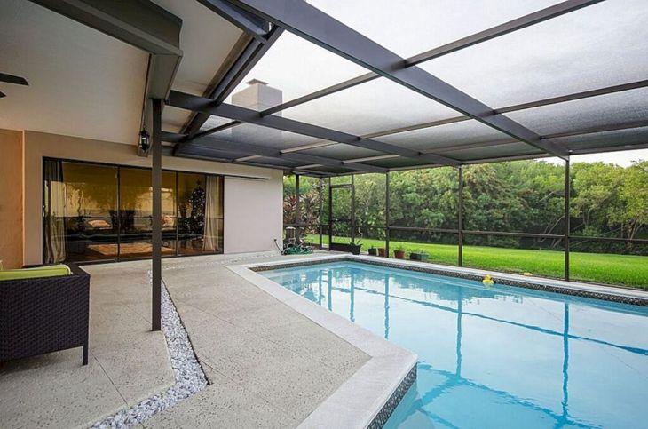 Screened Pool Patio Ideas 2