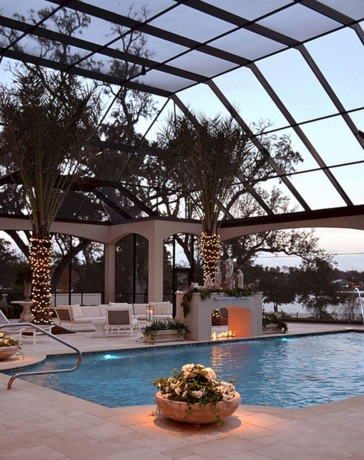 Screened Pool Patio Ideas 4